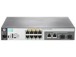 HPE 2530-8-PoE+ Internal PS Switch - Prince Technology, LLC