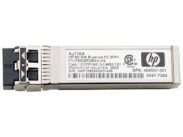 HP New HP 8GB SHORTWAVE B-SERIES FC SFP+ AJ716A - Prince Technology, LLC