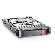 "HP 300GB 6G 15K RPM SAS 2.5"" SFF DP ENT HDD W/Tray 627117-B21 - Prince Technology, LLC"