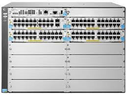 HP 5412R-92G-PoE+/2SFP+ (No PSU) v2 zl2 Switch J9825A - Prince Technology, LLC