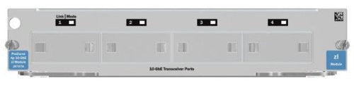 HP 4-port Mini-GBIC vl Module J8776A - Prince Technology, LLC - 2