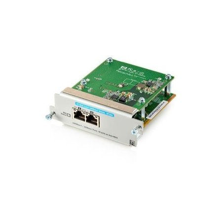 HP 2920 2-Port 10GBASE-T Module J9732A - Prince Technology, LLC