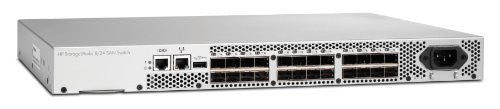 HP 8/24 Base 16PORTS Enabled San Switch No Localization 492292-001 - Prince Technology, LLC