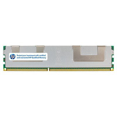 HP 16GB (1x16GB) Quad Rank x4 PC3-8500 (DDR3-1066) Registered CAS-7 Memory Kit 593915-b21 - Prince Technology, LLC