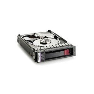"HP 300GB 6G 15K RPM SAS 3.5"" DUAL PORT ENT HDD W/Tray AP858A - Prince Technology, LLC"