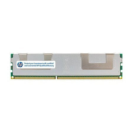 HP 8GB (1x8GB) Dual Rank x4 PC3L-10600 (DDR3-1333) Registered CAS-9 Low Power Memory Kit 604506-B21 - Prince Technology, LLC