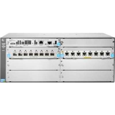 HPE 5406R 8XGT PoE+ / 8SFP+ V3 ZL2 Switch - Prince Technology, LLC