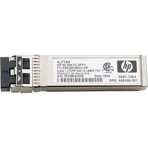 HP 4GB SHORT WAVE B-SERIES FC SFP 1 PACK AJ715A - Prince Technology, LLC