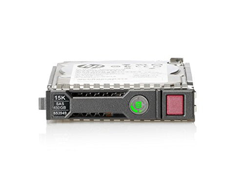 HP 600GB 12G SAS 15K 2.5 inch SC Ent Hard Disk Drive with Tray - Prince Technology, LLC