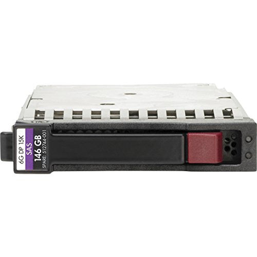 HP MSA 146GB 6G SAS 15K 2.5 inch DP Ent Hard Drive - Prince Technology, LLC