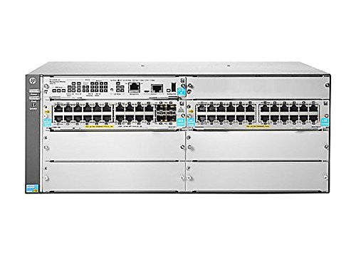 HPE 5406R 44GT PoE+ / 4SFP+ V3 ZL2 Switch - Prince Technology, LLC