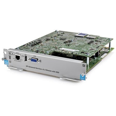 HP Advanced Services V2 ZL Module with Hard Disk Drive - Prince Technology, LLC