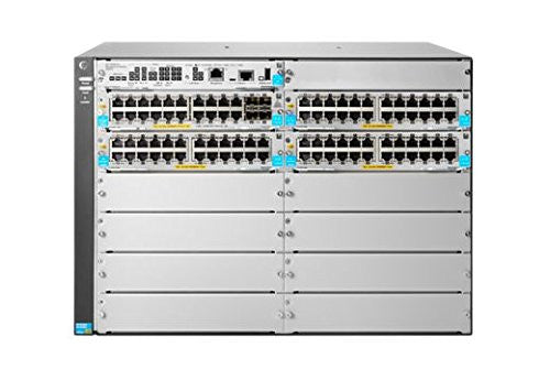 HPE 5412R 92GT PoE+ / 4SFP+ V3 ZL2 Switch - Prince Technology, LLC