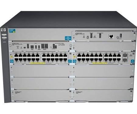 HPE E8206 V2 ZL Switch with -Premium Software - Prince Technology, LLC