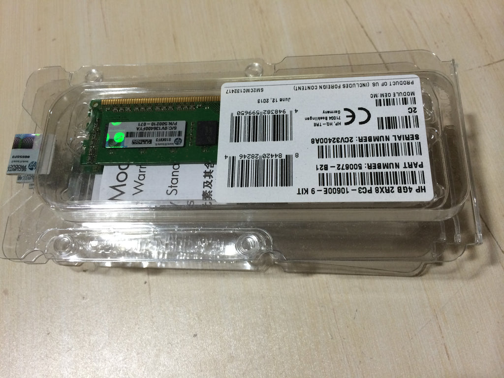 HPE 32GB DUAL RANK X4 SMART MEMORY KIT P00924-B21