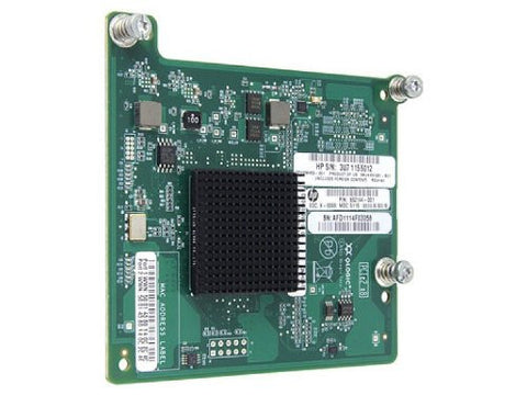 HP - QLOGIC QMH2572 8GB FIBRE CHANNEL MEZZANINE HOST BUS ADAPTER WITH STANDARD BRACKET - Prince Technology, LLC