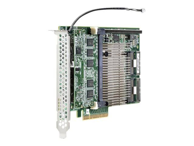 HPE Smart Array P840/4GB with FBWC Storage controller (RAID)- 1.2 GBps - Prince Technology, LLC