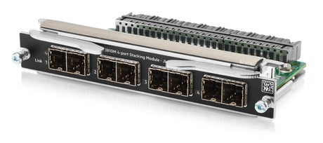 HPE Aruba 3810M 4-Port Stacking Module JL084A