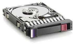 "HP Dual Port 450 GB Hot-swap HDD - 2.5"" - Enterprise - SAS 6Gb/s - 10,000 rpm - Prince Technology, LLC"