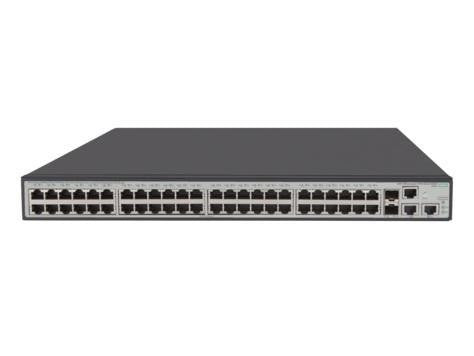 JG963A HPE 1950-48G-2SFP+-2XGT-PoE+ Switch