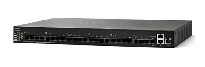 SG350XG-24F-K9-NA - Cisco SG350XG-24F-K9-NA 24-Port 10G SFP+ Stackable Managed Switch
