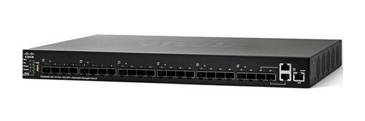 882658808210 - Cisco SG550XG-24F-K9-NA Systems 24-Port 10G SFP+ Stackable Manage
