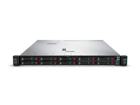 P05520-B21 - HPE ProLiant DL360 Gen10 Solution - rack-mountable - Xeon Silver 4110 2.1 G