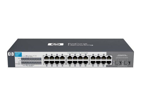 HP 1620-24G Switch - 24 ports - managed - Prince Technology, LLC