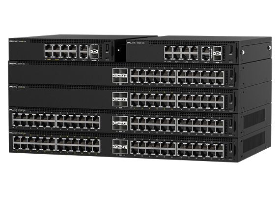 DDell EMC Networking N1124T-ON Managed Switch - 24 Ethernet Ports & 4 10-Gigabit SFP+ Portsell EMC PowerSwitch N1124T-ON Switch