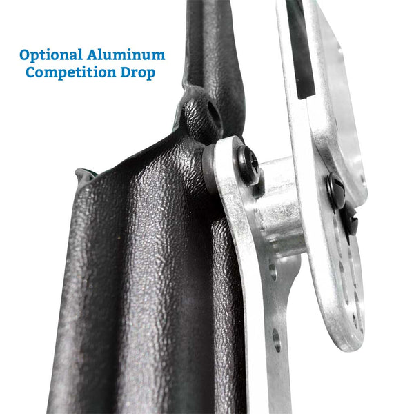 Ultimate Holsters Pro-Line Competition Holster With Optional Aluminum Drop or Tek-Lok Duty Offset