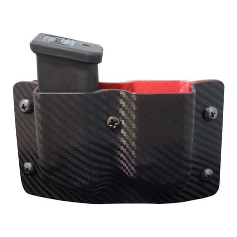 Low Profile Kydex Dual Mag Carrier