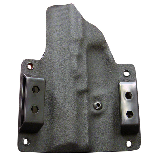Low Profile OWB Kydex Belt Holster - The Best Kydex Holster Available