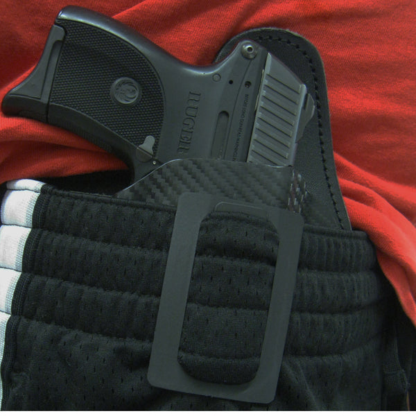 Cloud Tuck Belt-Less Holster - IWB Hybrid Holster Designed to Need No Belt – Anti-bacterial Padding