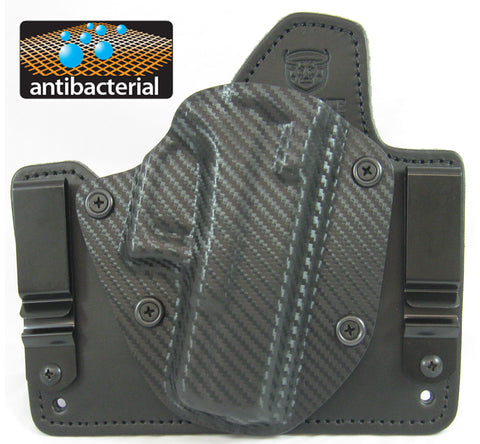 Ultimate Holsters HK VP9 - Cloud Tuck - The Best IWB Hybrid Holster for HK VP9