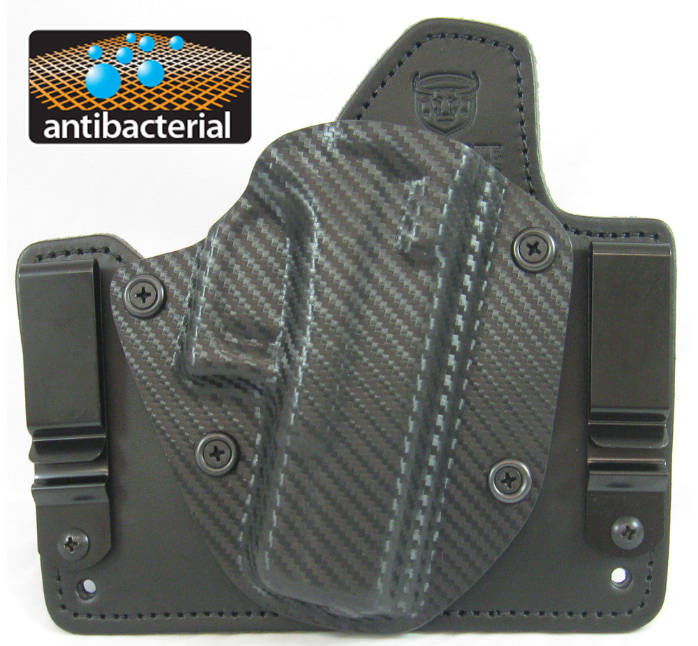 glock 43 holster the best hybrid iwb for glocks ultimate. Black Bedroom Furniture Sets. Home Design Ideas
