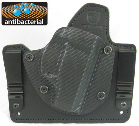 Ultimate Holsters Ruger LC9 / LC9S - Cloud Tuck - The Best IWB Hybrid Holster for LC9 /S