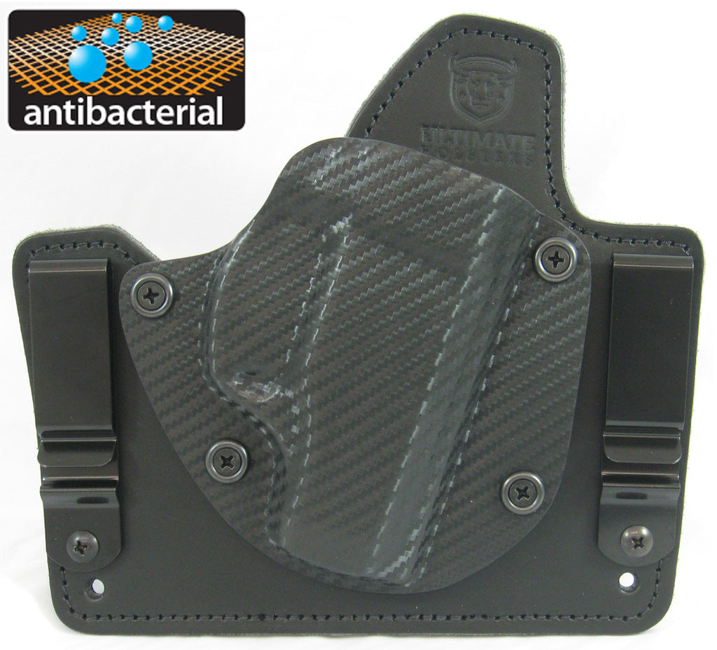Ultimate Holsters Ruger SR9c - Cloud Tuck - The Best IWB Hybrid Holster for SR9