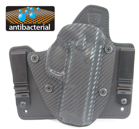 Ultimate Holsters Smith and Wesson M&P 9/40 - Cloud Tuck - The Best IWB Hybrid Holster for the M&P 9/40