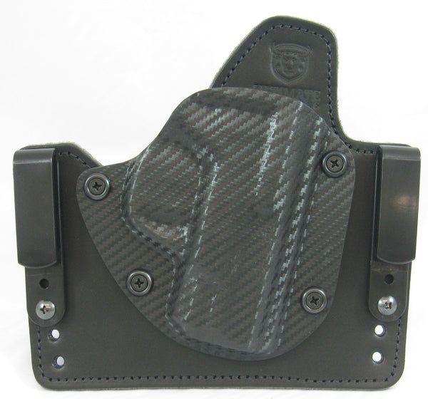 Ultimate Holsters Smith and Wesson Shield .45 ACP - Cloud Tuck - The Best IWB Hybrid Holster for the Shield
