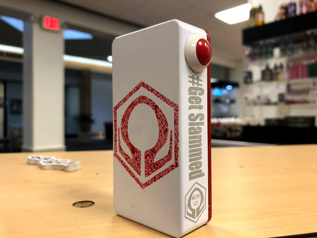 #GetSlammed Edition HexOhm. 1 of 2 made. *update*