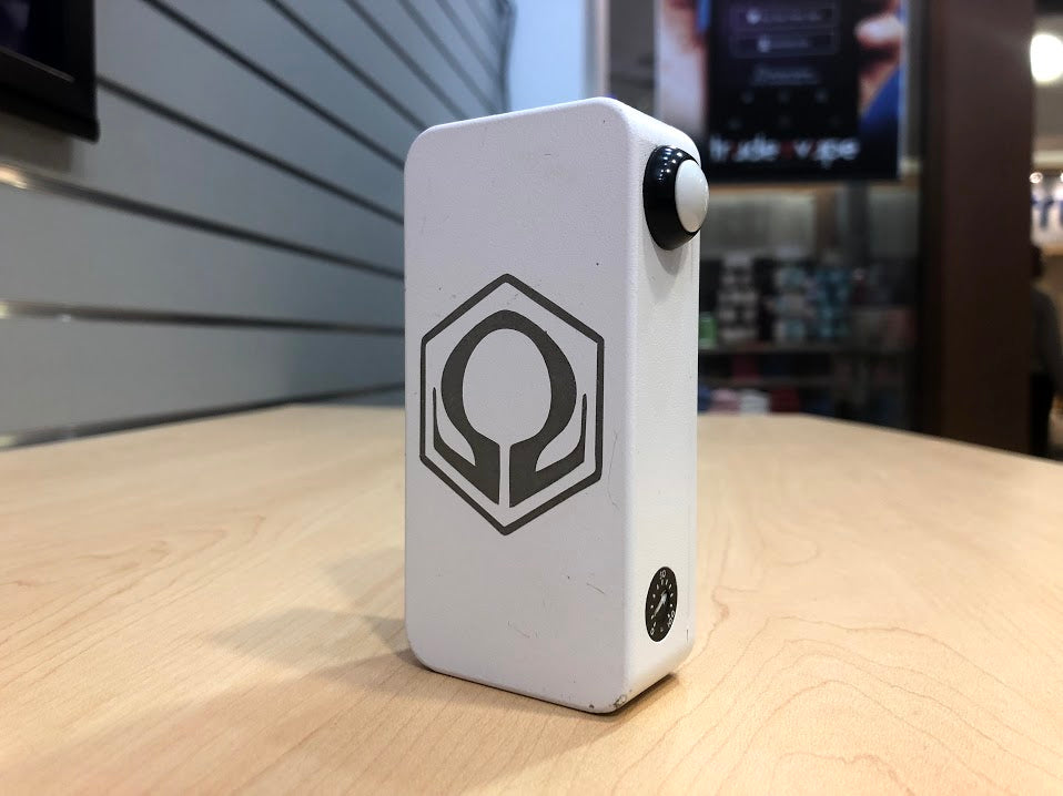 White HexOhm 3.0 Ready to Rock!