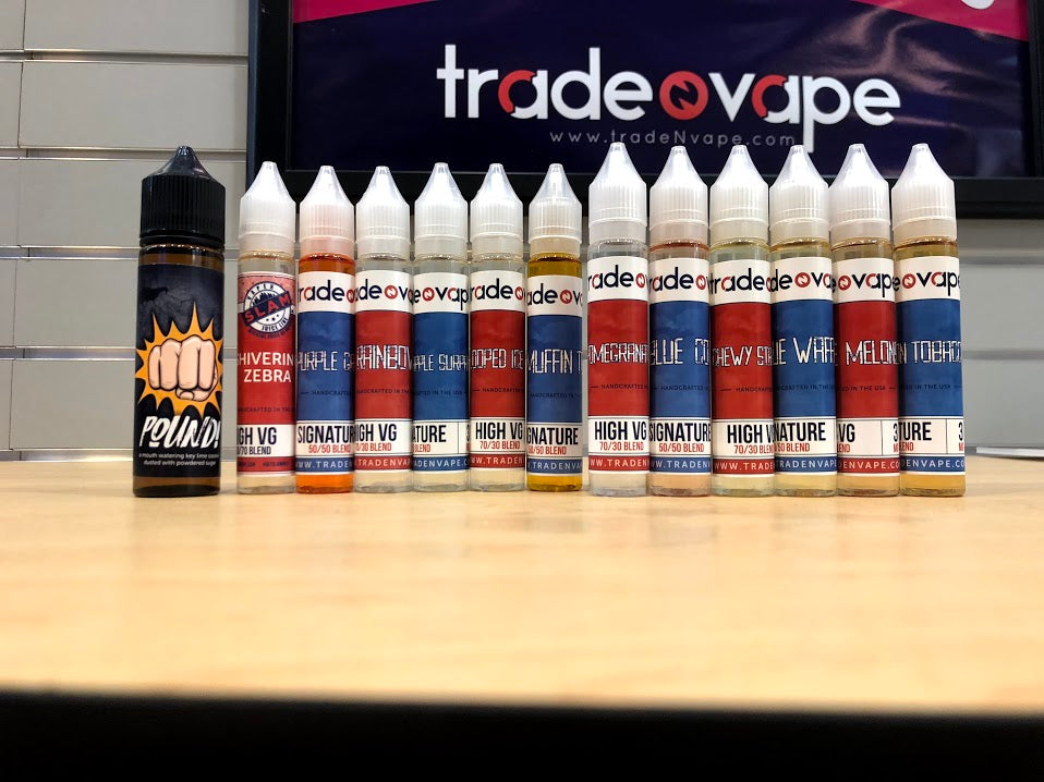 Choosing The Right E-Liquid For Your Needs *Guest Blog*