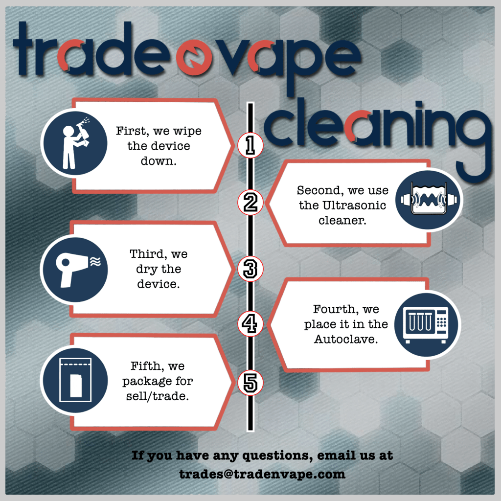 TradenVapeCleaning