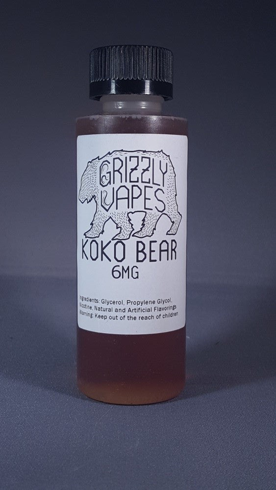 Koko Bear - Trade N Vape