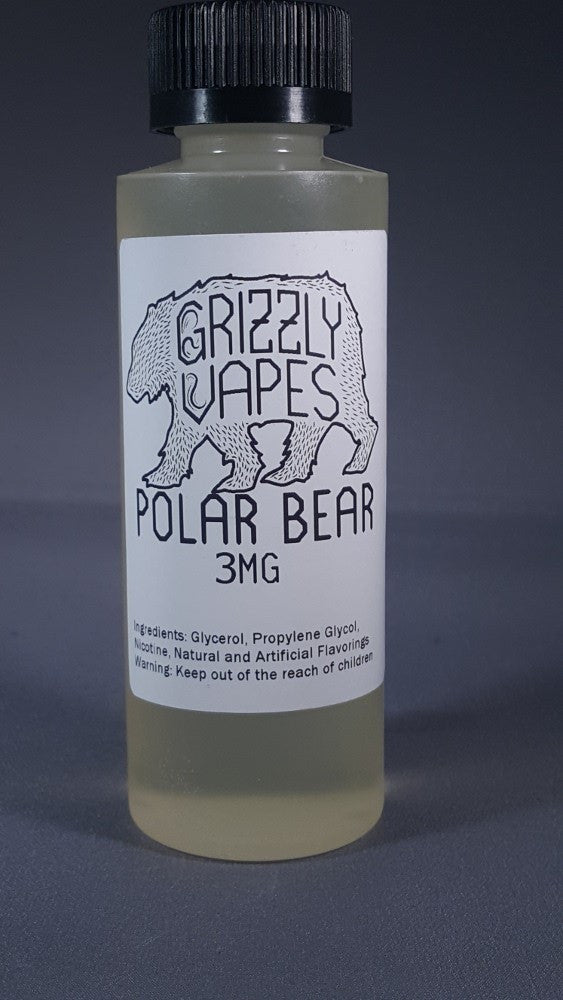 Polar Bear *Old Sku* - Trade N Vape - Cheap vape - Grizzly Vapes - usa - in stock - vapor - vaping