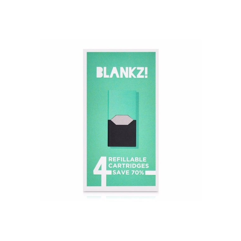 Blankz Empty JUUL Pods - Trade N Vape - Cheap vape - Blankz - usa - in stock - vapor - vaping