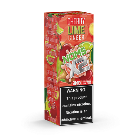 Noms X2 Cherry Lime Ginger - Trade N Vape - Cheap vape - Lotus - usa - in stock - vapor - vaping