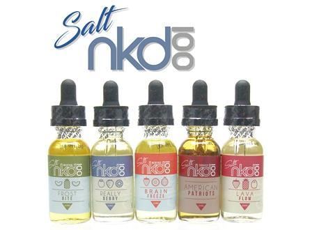 Naked 100 Salts Lava Flow - Trade N Vape