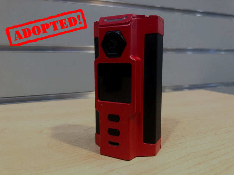 Vfeng Snowwolf 230w Box Mod *Used* - Trade N Vape - Cheap vape - Trade N Vape - usa - in stock - vapor - vaping