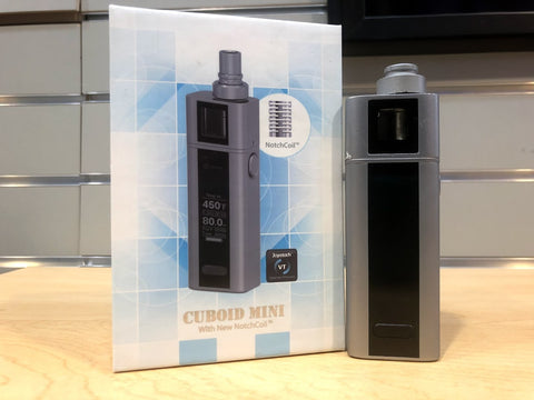 Joyetech Cuboid Mini Kit *Used* - Trade N Vape - Cheap vape - Joyetech - usa - in stock - vapor - vaping